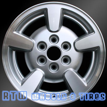 15 inch Dodge Durango  OEM wheels 2132 part# tbd