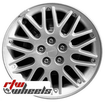 16 inch Dodge Neon  OEM wheels 2137 part# SS73PAKAA