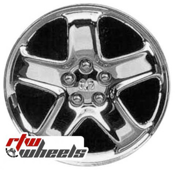 16 inch Dodge Stratus  OEM wheels 2145 part# ORC88TRMAA