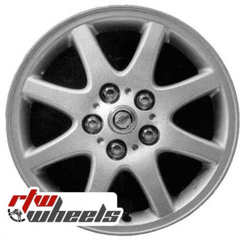 16 inch Chrysler Sebring  OEM wheels 2146 part# MR619293