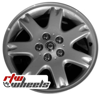 17 inch Chrysler Sebring  OEM wheels 2147 part# MR619295