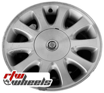 16 inch Chrysler Town and Country  OEM wheels 2152 part# tbd