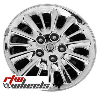 16 inch Chrysler Town and Country  OEM wheels 2152 part# 4743218AA