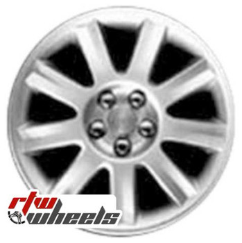 16 inch Chrysler Sebring  OEM wheels 2210 part# 0W597TRMAA
