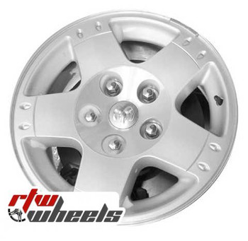 17 inch Dodge Durango  OEM wheels 2234 part# 5HK22TRMAD