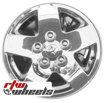 17 inch Dodge Dakota  OEM wheels 2238 part# 5201349AA