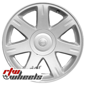 17 inch Chrysler 300  OEM wheels 2242 part# OUQ67TRMAA