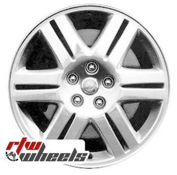 18 inch Chrysler 300  OEM wheels 2245 part# tbd