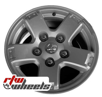16 inch Dodge Dakota  OEM wheels 2264 part# 1AD90TRMAA