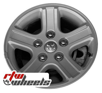 17 inch Dodge Ram  OEM wheels 2265 part# OZR75TRMAA