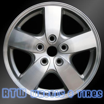 16 inch Dodge Caravan  OEM wheels 2274 part# WW27TRMAB