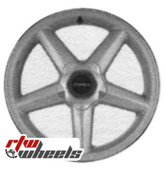 16 inch Chrysler PT Cruiser  OEM wheels 2275 part# 82205896