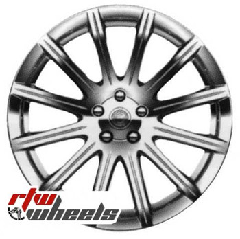 20 inch Chrysler 300  OEM wheels 2281 part# 1FC99TRMAA