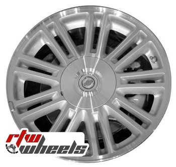 17 inch Chrysler Sebring  OEM wheels 2284 part# 0ZC95TRMAA