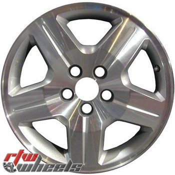 17 inch Dodge Caliber  OEM wheels 2287 part# 05191765AA