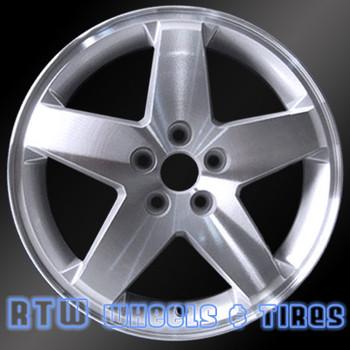 18 inch Dodge Caliber  OEM wheels 2289 part# tbd