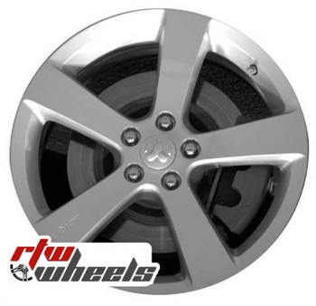 19 inch Dodge Caliber  OEM wheels 2291 part# 1AU44TRMAB