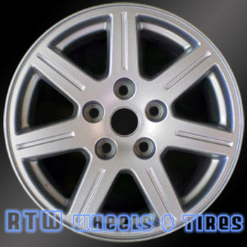 18 inch Chrysler Aspen  OEM wheels 2293 part# tbd