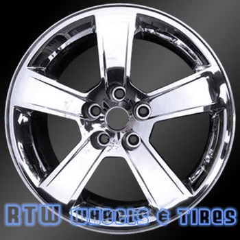 18 inch Dodge Charger  OEM wheels 2295 part# 1DK03TRMAA