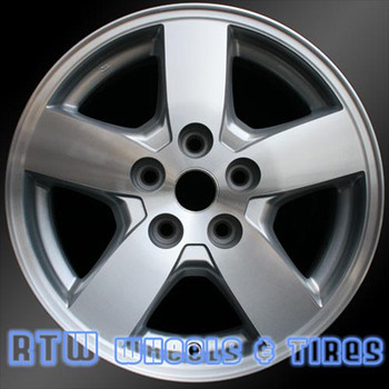 16 inch Dodge Nitro  OEM wheels 2301 part# 1EG95TRMAA