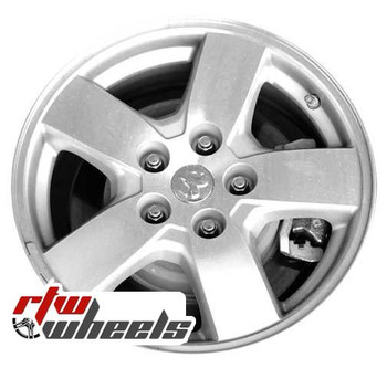 16 inch Dodge Nitro  OEM wheels 2301 part# tbd