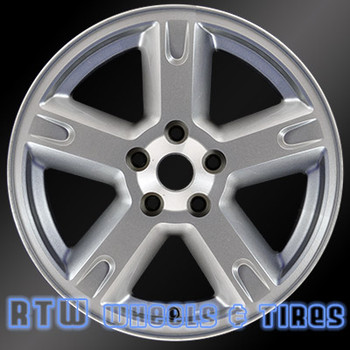 17 inch Dodge Nitro  OEM wheels 2303 part# tbd