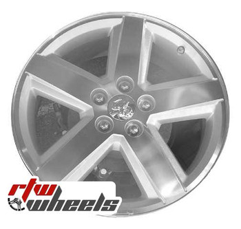 18 inch Dodge Avenger  OEM wheels 2309 part# 1AN34TRMAA
