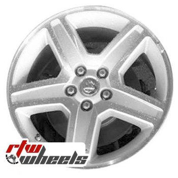 18 inch Dodge Magnum  OEM wheels 2326 part# 1DV22TRMAB