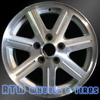 16 inch Chrysler Town and Country  OEM wheels 2330 part# OZX30TRMAA