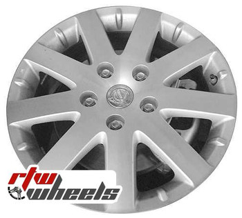 17 inch Chrysler Town and Country  OEM wheels 2332 part# 1BD60TRMAA