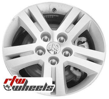 17 inch Dodge Caravan  OEM wheels 2335 part# 1BD59TRMAA
