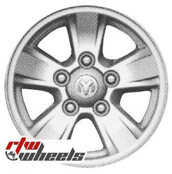 16 inch Dodge Dakota  OEM wheels 2336 part# 10A88TRMAA
