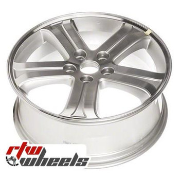 19 inch Chrysler Pacifica  OEM wheels 2369 part# 1ER66TRMAA