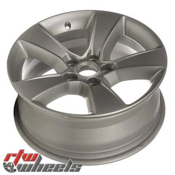 17 inch Dodge Charger  OEM wheels 2405 part# 1LS52GSAAB