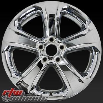 18 inch Dodge  Charger  OEM wheels 2407 part# 1LS64SZ0AA