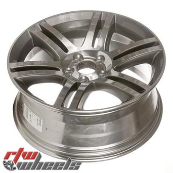 18 inch Dodge Charger  OEM wheels 2409 part# 1LS61TRMAA