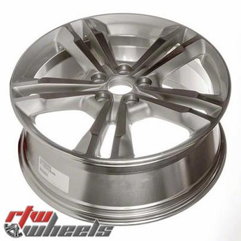 19 inch Dodge Charger  OEM wheels 2410 part# 1TD74TRMAA