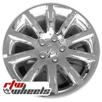 18 inch Chrysler 300  OEM wheels 2418 part# 1LS53TRMAA