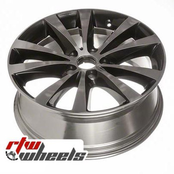 18 inch Chrysler 200  OEM wheels 2432 part# 1TL91TRMAA