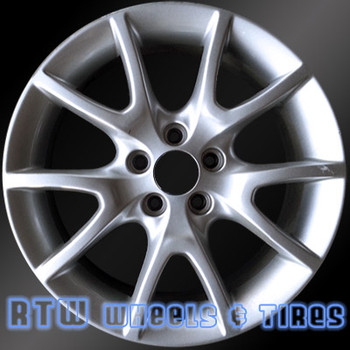 17 inch Dodge Dart  OEM wheels 2445 part# TH58TRMAB