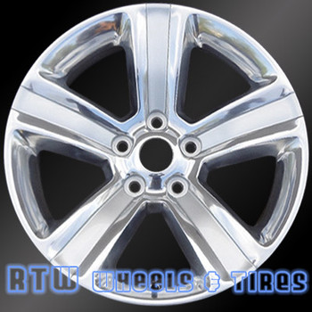 20 inch Dodge Ram  OEM wheels 2453 part# 1UB18GSAAA
