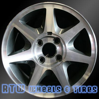 15 inch Ford Contour  OEM wheels 3117 part# F5RZ1007J, 95BB1007AA