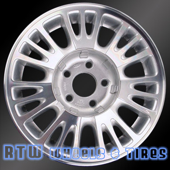 15 inch Mercury Cougar  OEM wheels 3168 part# F6WZ1007AC
