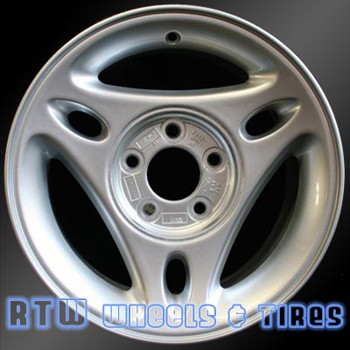 15 inch Ford Mustang  OEM wheels 3172 part# F6ZZ1007B, F6ZC1007DC