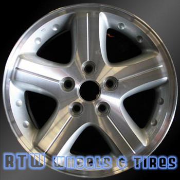 17 inch Ford Mustang  OEM wheels 3173 part# F6ZZ1007D