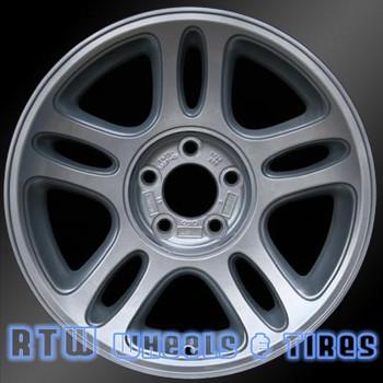 17 inch Ford Mustang  OEM wheels 3174 part# F6ZZ1007C, F6ZC1007FA, F6ZC1007KB, F6ZC1008KA