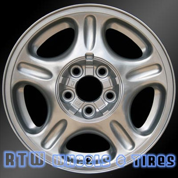 15 inch Ford  Taurus  OEM wheels 3179 part# F6DZ1007A, F6DC1007AB