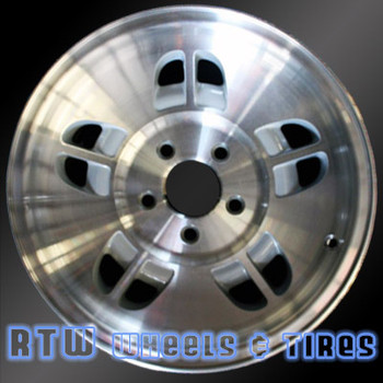 15 inch Ford Ranger  OEM wheels 3201 part# F57Z1007LA, F67A1007MA