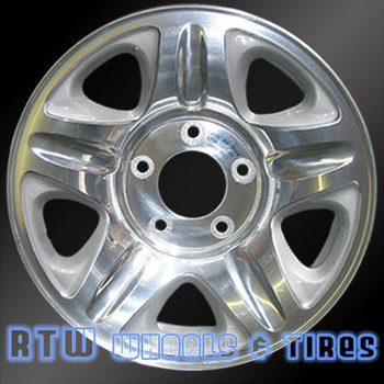 16 inch Ford Expedition  OEM wheels 3255 part# F75A1007AA, F85Z1007VA