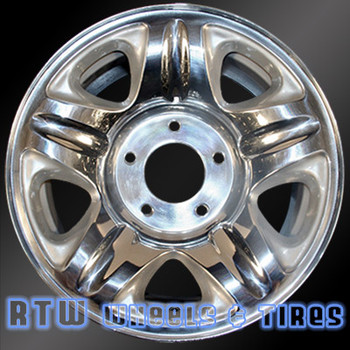 16 inch Ford Expedition  OEM wheels 3255 part# F75Z1007AA, F75A1007AA
